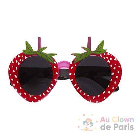 lunette fraise