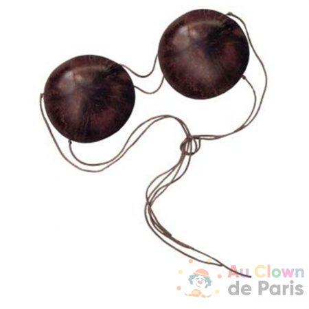 accessoire noix de coco