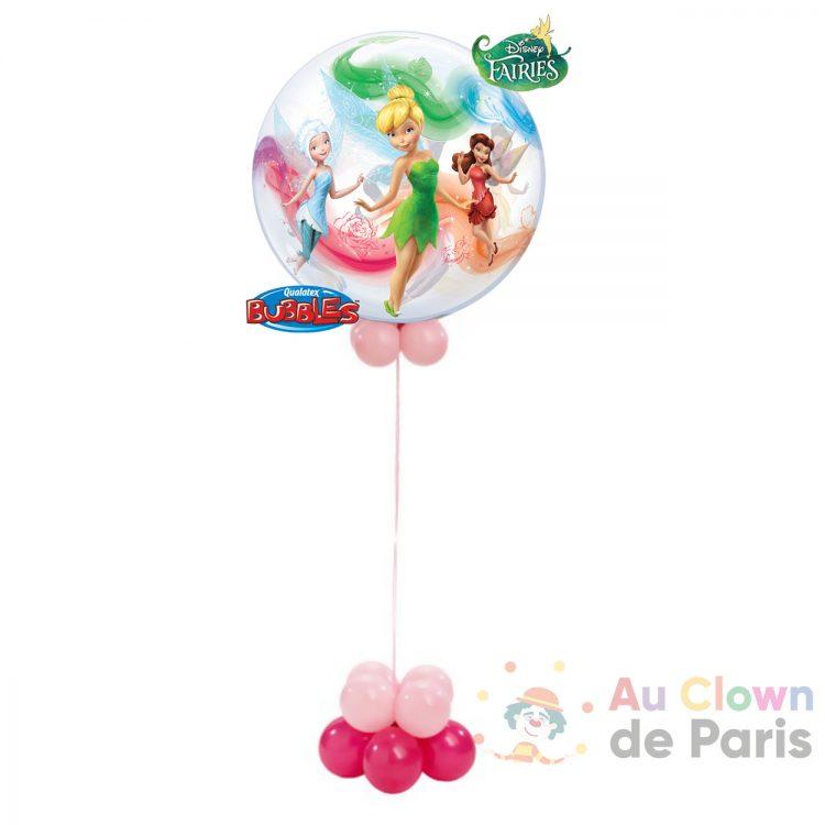 Ballon hélium Fée Clochette