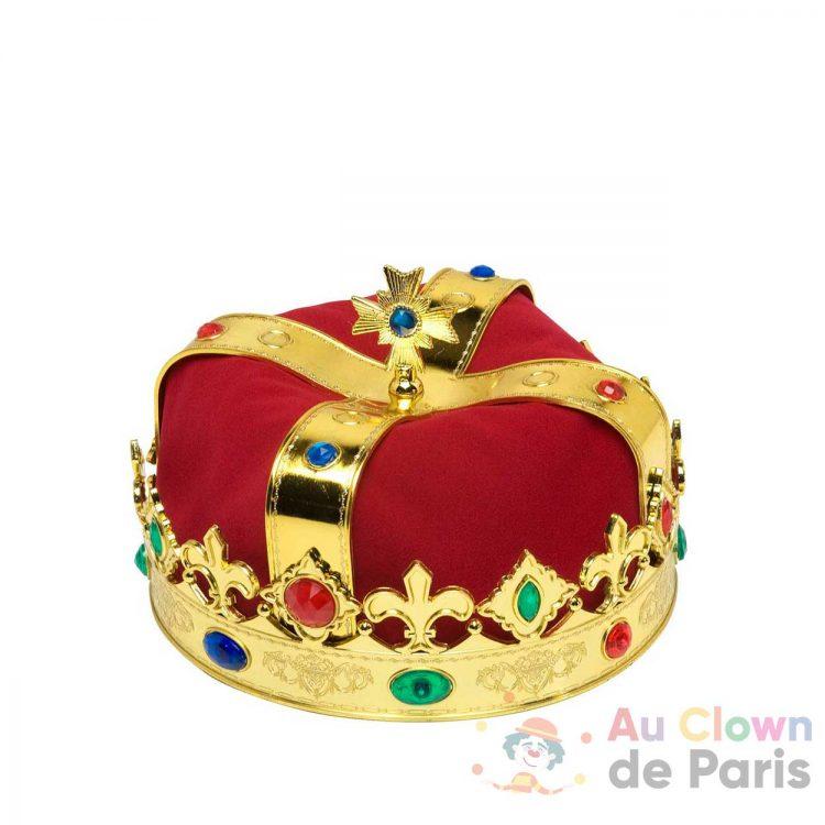 accessoire couronne roi