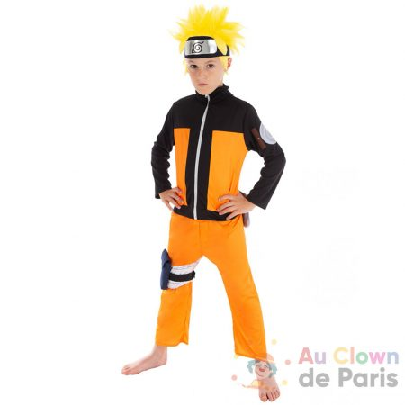 Déguisement Naruto Enfant Paris