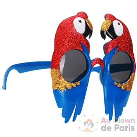 accessoire lunette perroquet