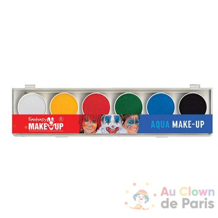 Pallette maquillage eau