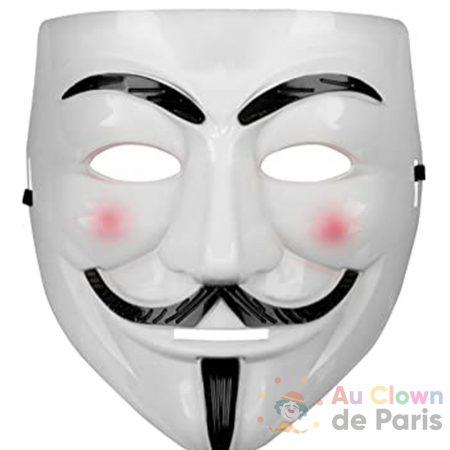 masque pour déguisement