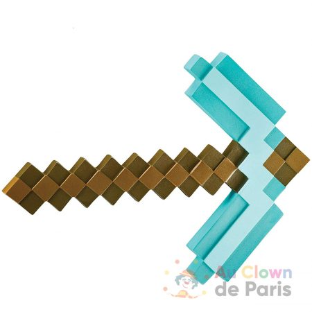 Pioche diamant MineCraft