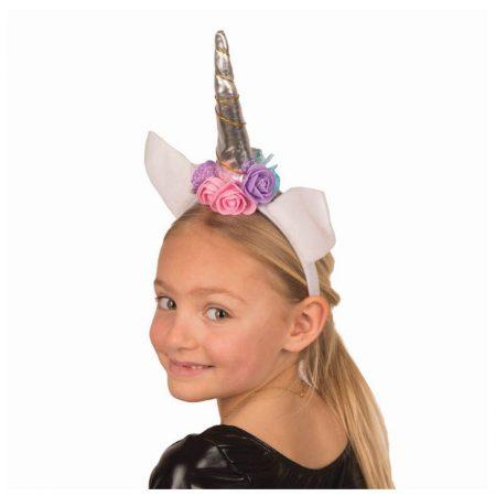 accessoire serre tête licorne