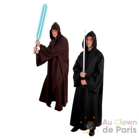 déguisement cape jedi adulte