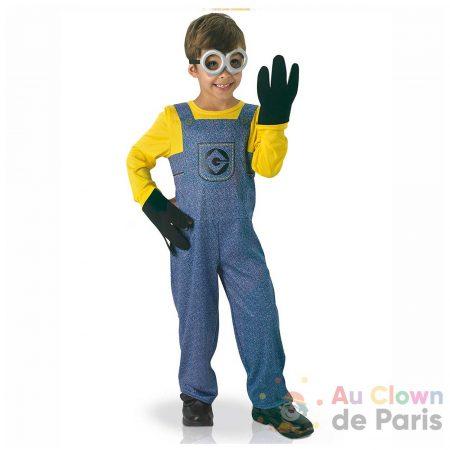 déguisement minion enfant
