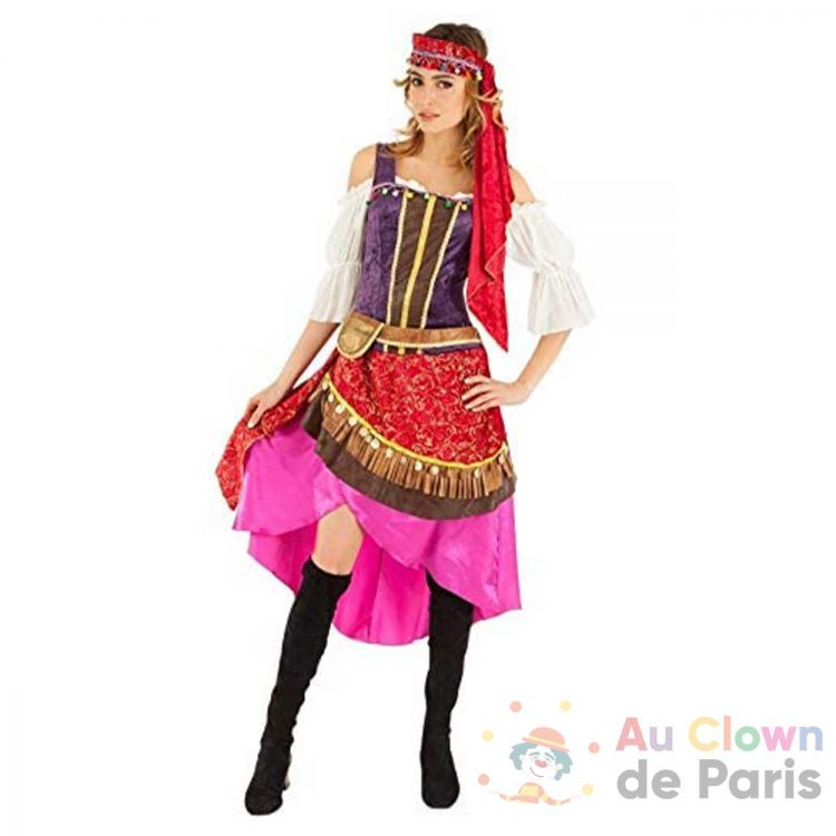 déguisement gypsy lady