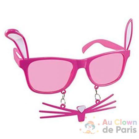 accessoire lunette moustache lapin