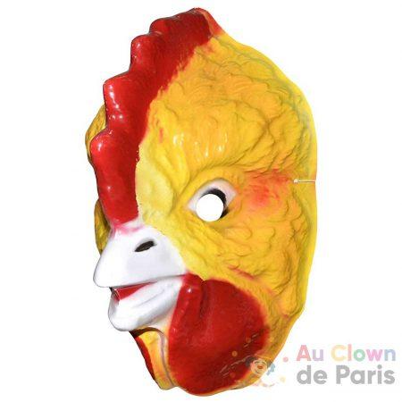 masque poule