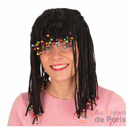 perruque rasta femme