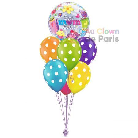 Ballon hélium fête des mères