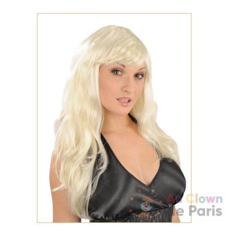 perruque eva blonde