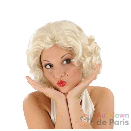 perruque marylin