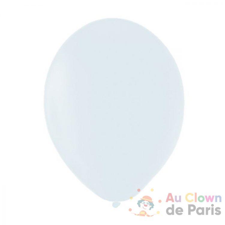 ballon blanc baudruche