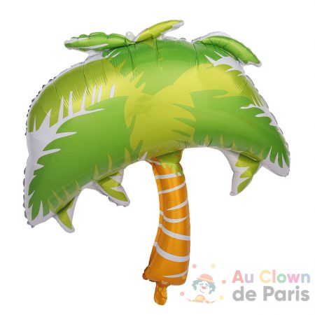 ballon palmier