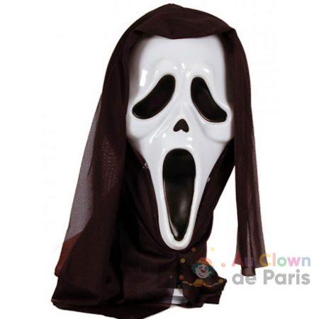 MAsque scream Paris